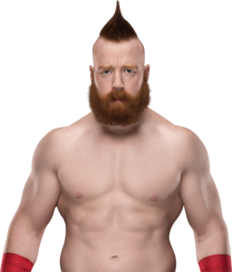 Sheamus Transparent Background PNG Clip art