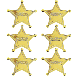 Sheriff Badge PNG File PNG Clip art