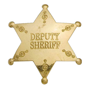 Sheriff Badge PNG Free Download PNG Clip art