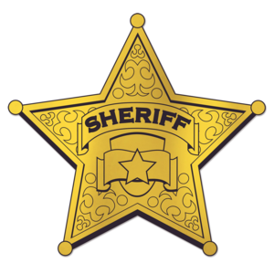 Sheriff Badge PNG HD PNG Clip art