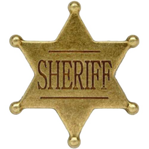 Sheriff Badge PNG Photos PNG Clip art