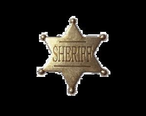 Sheriff Badge PNG Transparent Image PNG Clip art
