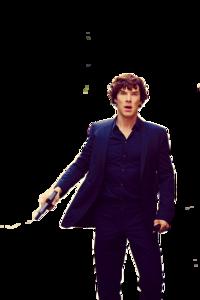 Sherlock Transparent Background PNG Clip art