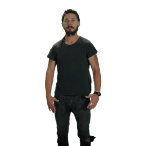 Shia Labeouf Transparent PNG PNG Clip art