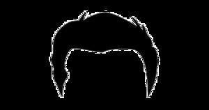 Short Hair PNG File PNG Clip art