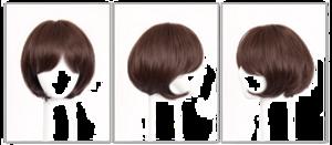 Short Hair PNG Transparent PNG Clip art