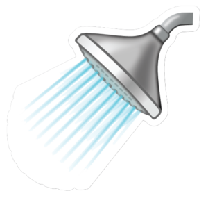 Shower PNG Image PNG Clip art