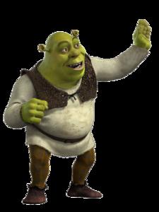 Shrek PNG HD PNG Clip art