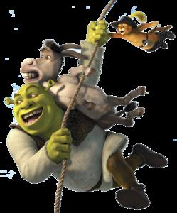 Shrek Transparent Background PNG Clip art