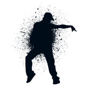 Silhouette Dance PNG Clipart PNG Clip art