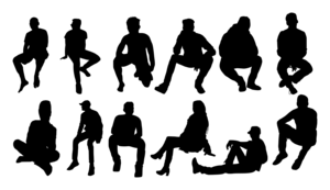 Silhouette PNG File PNG Clip art