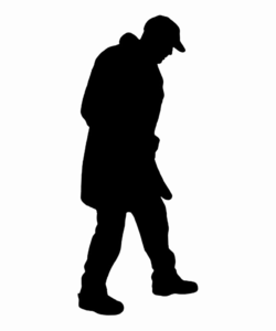 Silhouette PNG HD PNG Clip art