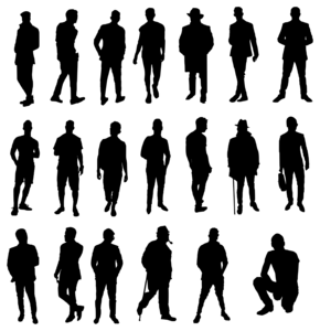 Silhouette PNG Image PNG Clip art