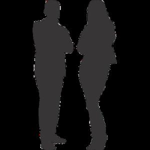 Silhouette PNG Transparent Image PNG Clip art