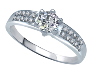 Silver Ring PNG HD PNG Clip art