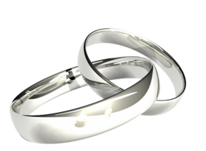 Silver Ring PNG Pic PNG Clip art