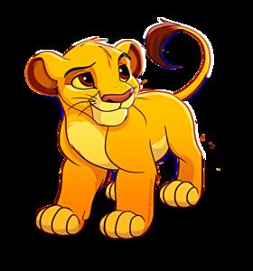 Simba Download PNG Image PNG Clip art