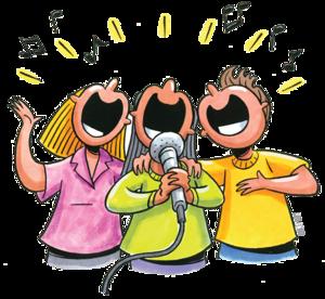 Singing PNG HD PNG Clip art