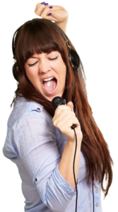 Singing PNG Picture PNG Clip art