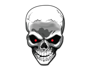 Skull PNG File PNG Clip art