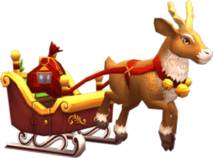 Sleigh PNG Clipart PNG Clip art