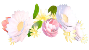 Snapchat Flower Crown PNG File PNG Clip art