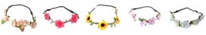 Snapchat Flower Crown PNG Free Download PNG Clip art