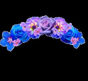 Snapchat Flower Crown Transparent Background PNG Clip art