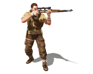 Sniper Elite PNG Photos PNG Clip art
