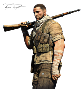 Sniper Elite PNG Transparent Image PNG Clip art