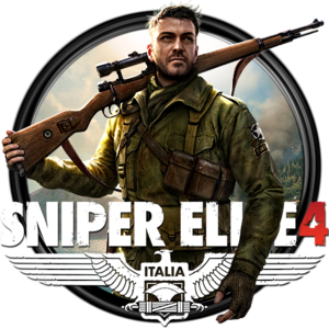 Sniper Elite Transparent Background PNG Clip art