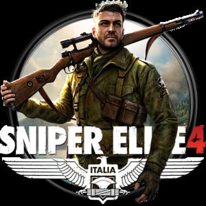 Sniper Elite Transparent Background PNG Clip art