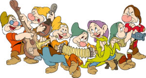 Snow White And The Seven Dwarfs PNG Free Download PNG Clip art