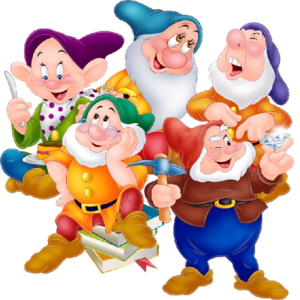 Snow White And The Seven Dwarfs Transparent PNG PNG Clip art