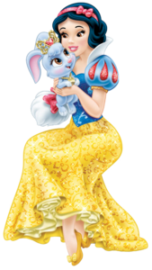 Snow White Transparent Background PNG Clip art