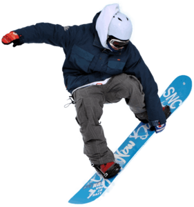 Snowboarding Jumping PNG Pic PNG Clip art