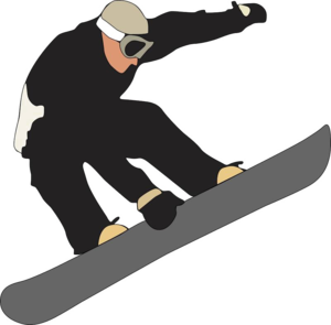 Snowboarding Jumping PNG Picture PNG Clip art