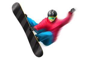 Snowboarding Jumping PNG Transparent Picture PNG Clip art