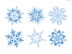 Snowflakes PNG Clipart PNG Clip art