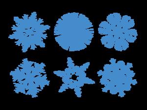 Snowflakes PNG Clipart PNG Clip art