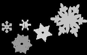 Snowflakes Transparent PNG PNG Clip art