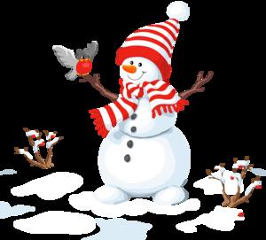 Snowman PNG Transparent Picture PNG Clip art