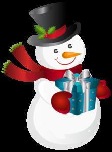 Snowman Transparent Background PNG Clip art