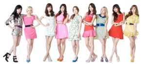 SNSD PNG Clipart PNG Clip art