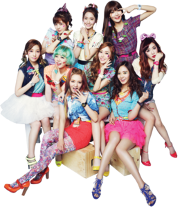 SNSD PNG File PNG Clip art