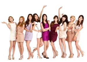 SNSD PNG Free Download PNG Clip art