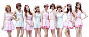SNSD PNG Pic PNG Clip art