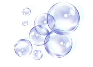 Soap Bubbles Transparent PNG PNG Clip art