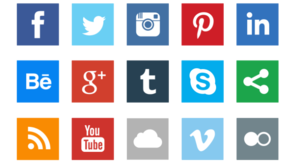 Social Icons PNG Photos PNG Clip art