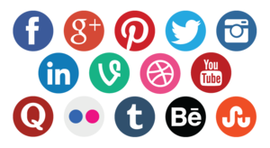 Social Icons PNG Pic PNG Clip art